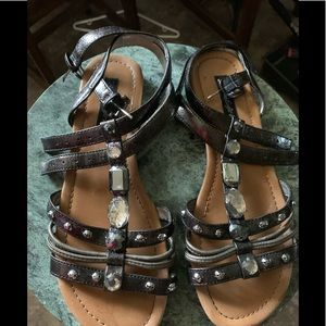American Eagle size7 sandals